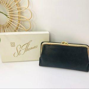 Vintage | St. Thomas Leather Wallet